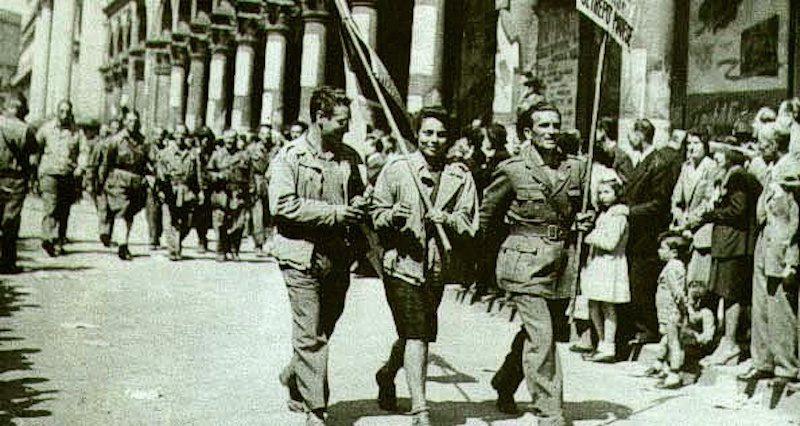 Liberazione. Foto: Wikipedia