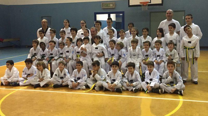 A.S.D. Taekwondo Cernusco sul Naviglio: l'arte (marziale) che fa bene ai bambini