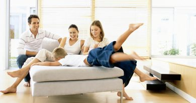 11 consigli per una casa felice e family-friendly