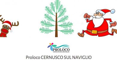 Pronti a correre? A Cernusco torna la Christmas Run