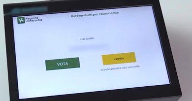 Lombardia, i tablet usati per il referendum arrivano a scuola?